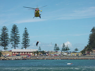 Helicopter Ocean Rescue