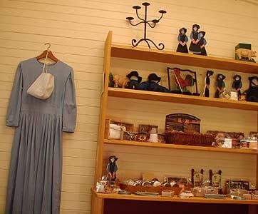 Amish shop